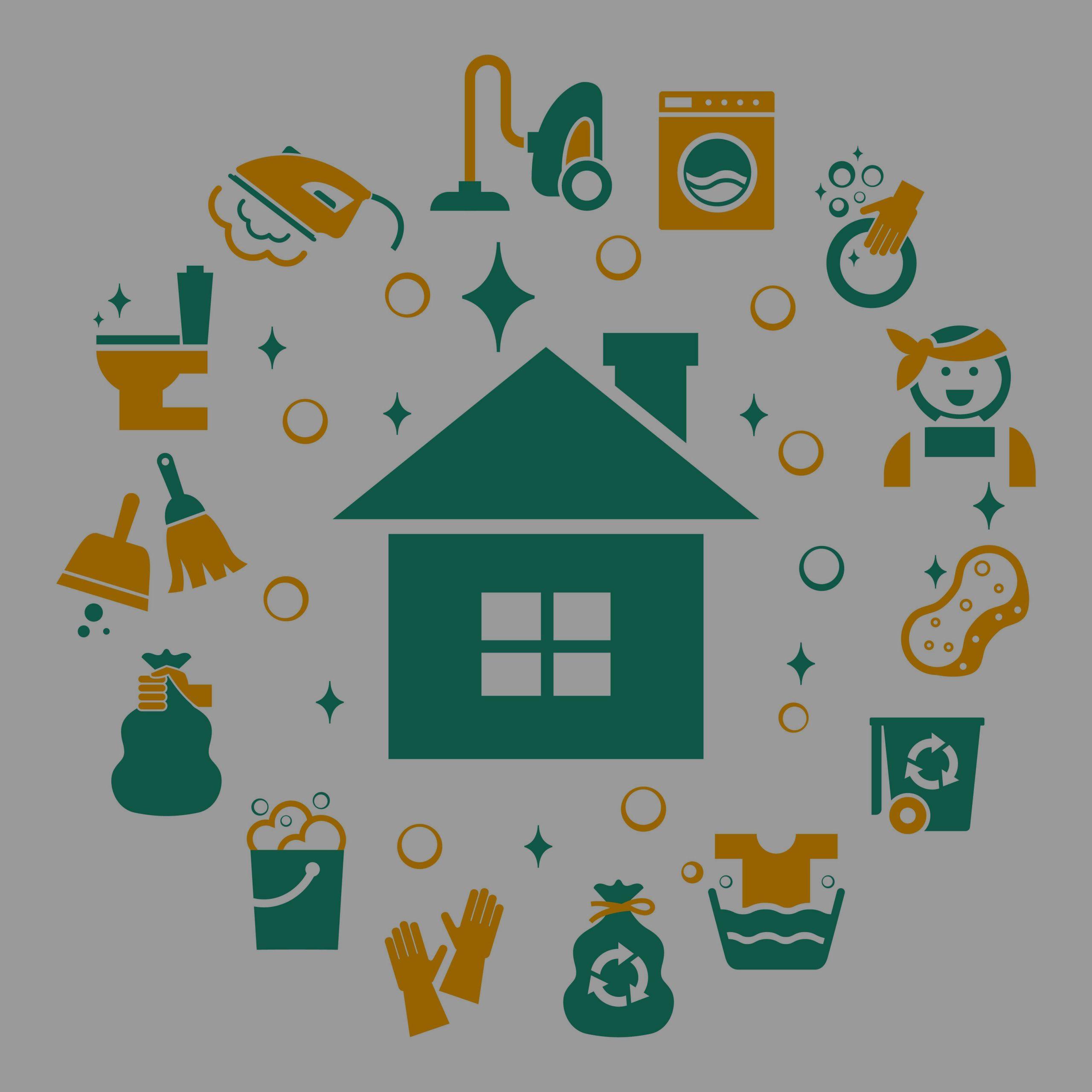 Ev işlerinde küf ve bakterilere karşı – 7 İpucu